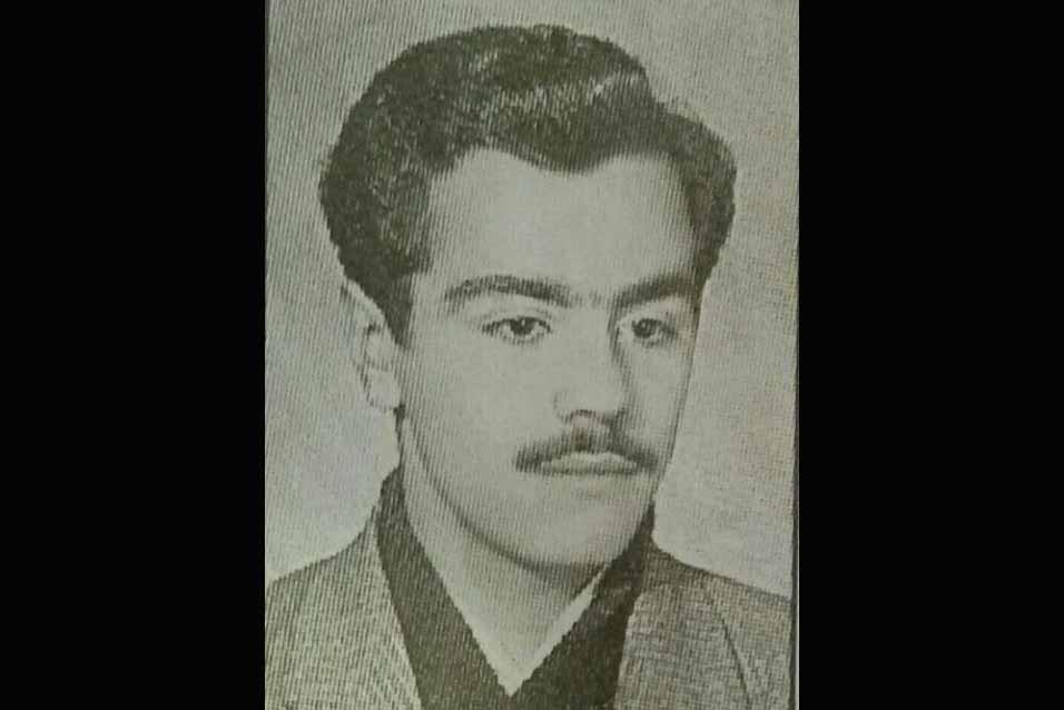 علیرضا نابدل (اوختای)ین یارادیجیلیغی بارهده / رحیم رئیسنیا