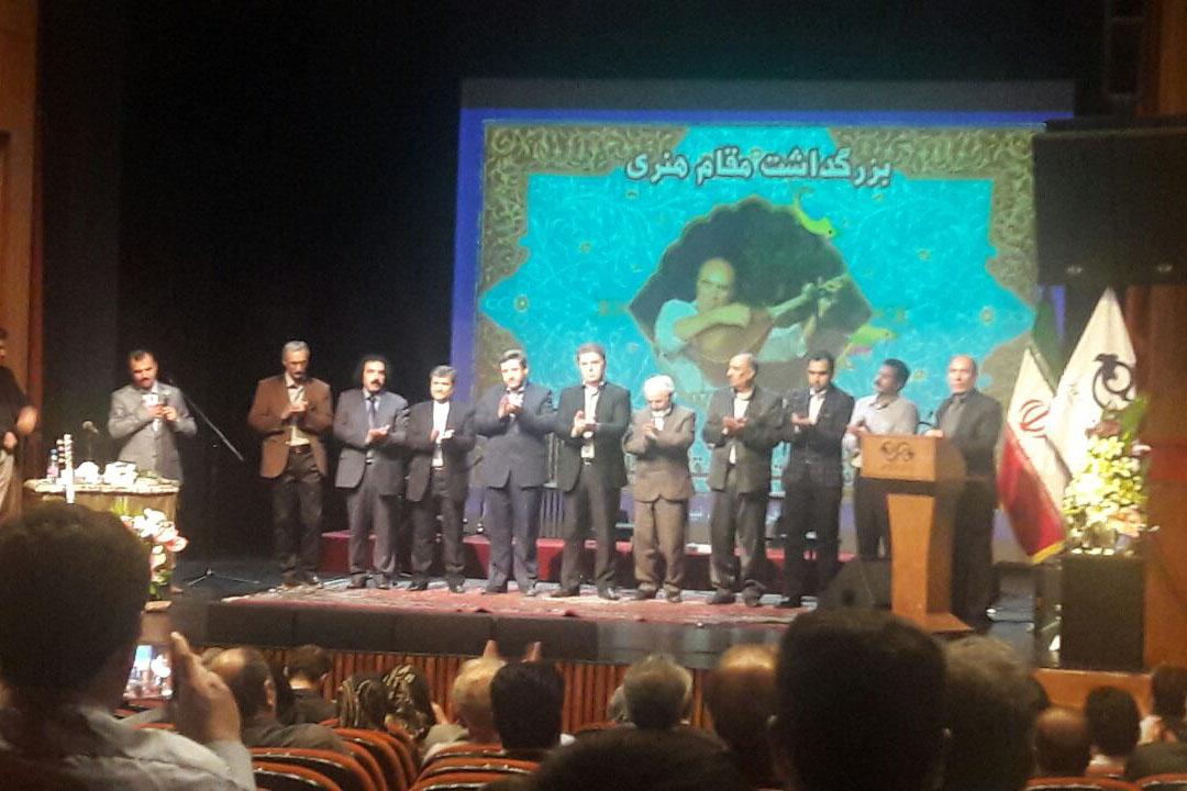 اوستاد حسین اسدی آنیلدی/ افراسیاب نورالهی