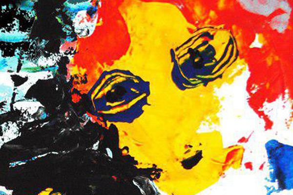 اگر چه ویرانام… (نگاهی به نمایشگاه نقاشی فریبا سلیمانی) / سعیده پاکنژاد