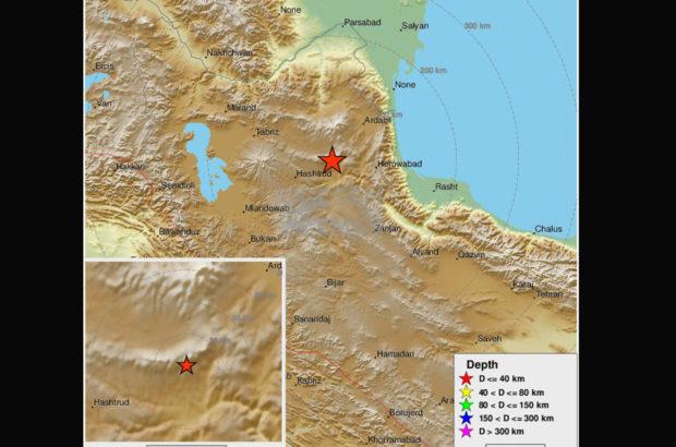 زلزله در آذربایجان؛ تسلیت هموطن!