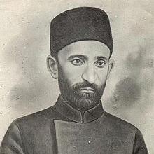 میرزا علی اکبر صابر