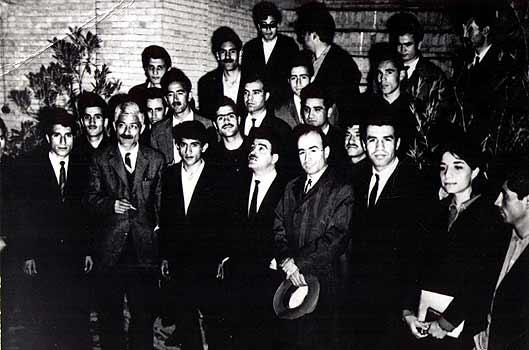 دکتر علیاکبر ترابی؛ جامعهشناس برجستهی ایران/ حسن ریاضی(ایلدیریم)
