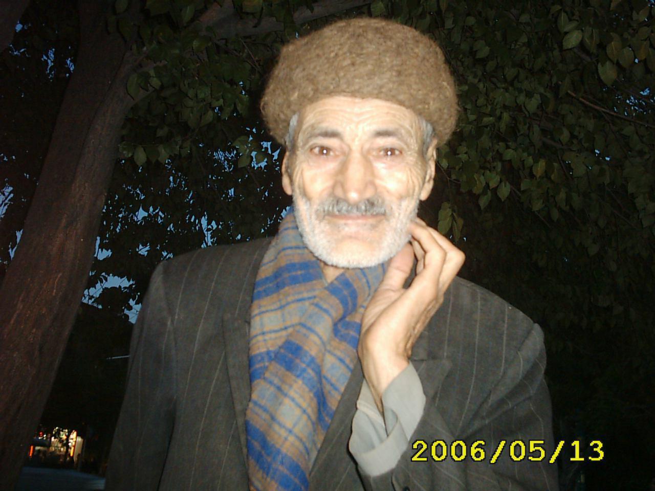 «حسین آقا نادری» دونیاسین دگیشدی / رضا همراز