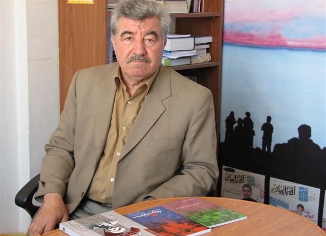 مصاحبه با عبدالحسین ناهیدی آذر