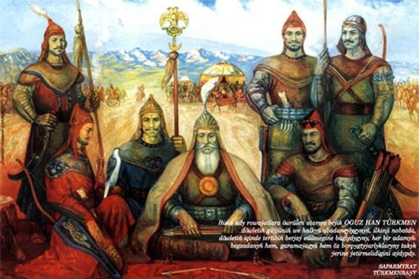 در باره تاریخ اوغوزهای آسیای مرکزی و قزاقستان/ سرگی گریگورویچ آغاجانف۱- ترجمه: رحیم کاکایی