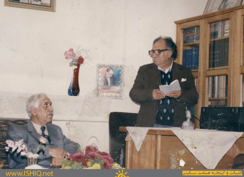 خاطرهلی شکیل: بالاش آذراوغلو ایله تهراندا گؤروش